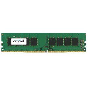 رم دسکتاپ DDR4 تک کاناله 2400 مگاهرتز کروشیال ظرفیت 8 گیگابایت