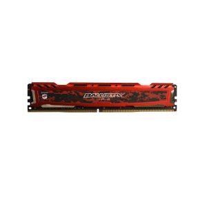 رم دسکتاپ DDR4 تک کاناله 2400 مگاهرتز کروشیال مدل Ballistix Sport ظرفیت 4 گیگابایت